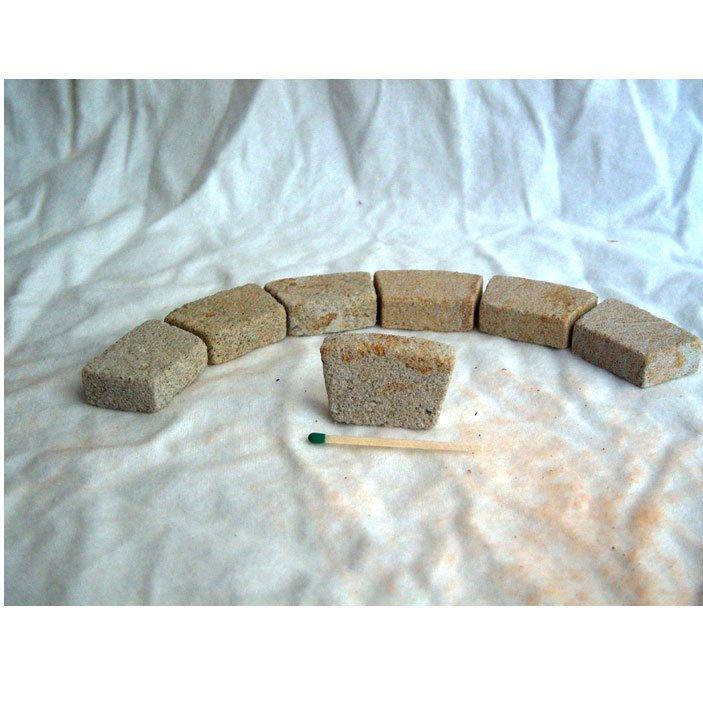 Sandsteine für den Krippenbau