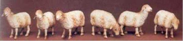 Tierfiguren von Belenes Puig als Krippenfiguren