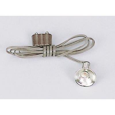 Lampenschirm als Krippenbeleuchtung