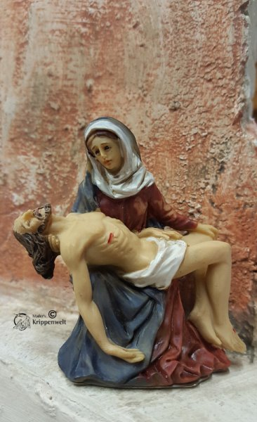 die Kreuzabnahme als Passionsfiguren