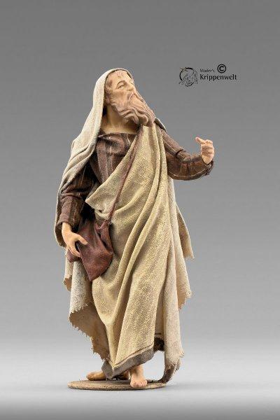 Hirte mit Beutel als Krippenfigur von der Immanuel Krippe