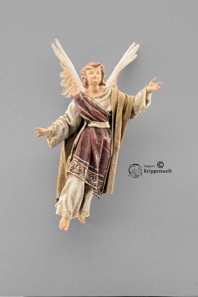 Gloriaengel als Krippenfigur von der Immanuel Krippe
