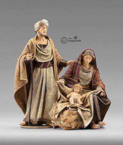 heilige Familie als von der Immanuel Krippe von Heide