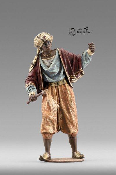 Dromedar Treiber von der Immanuel Krippe von Heide