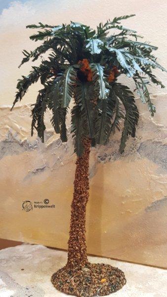 25cm Palme als Krippenbotanik