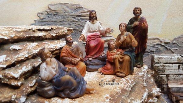 Passionsfiguren Bergpredigt