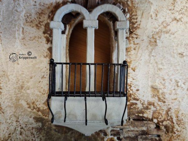 Fenster Modul mit Gitter zum Selber bauen ihrer Krippe