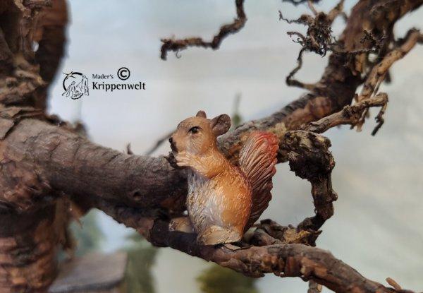 Eichhörnchen als Poly - Zusatzfigur