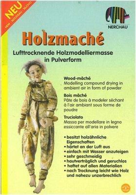 Holzmachè für den Krippenbau