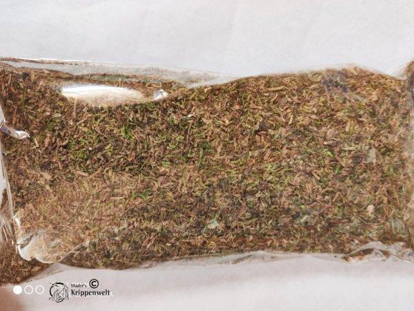 natürliches Streumaterial au Moos