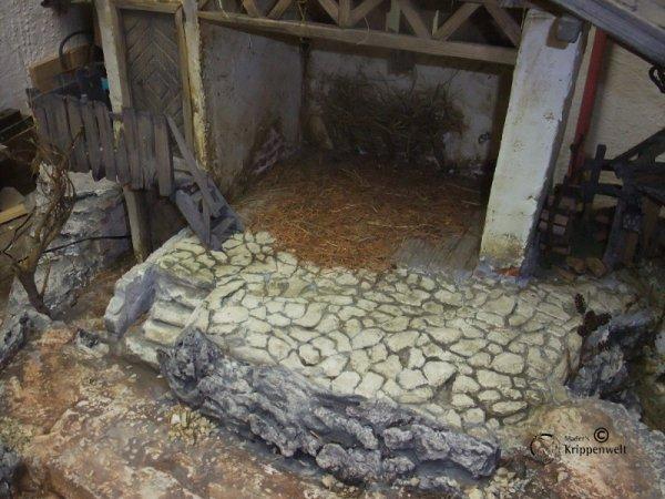 Alabaster für den Krippenbau