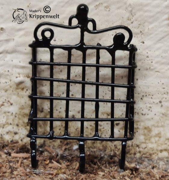 Krippenzubehör Fenstergitter enzeln